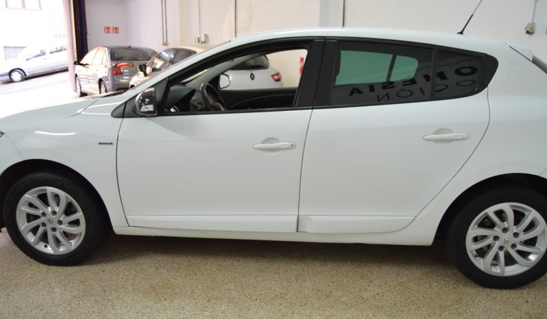 RENAULT Megane Limited Energy TCe 115 SS Euro 6 lleno